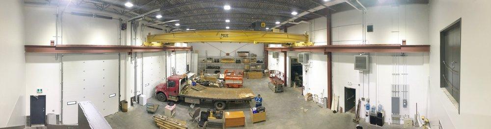 Northern tow truck, edmonton- new construction