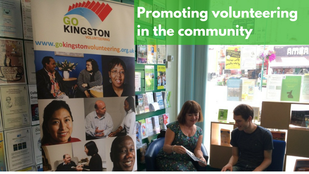 GO Kingston Promoting Volunteering in the Community