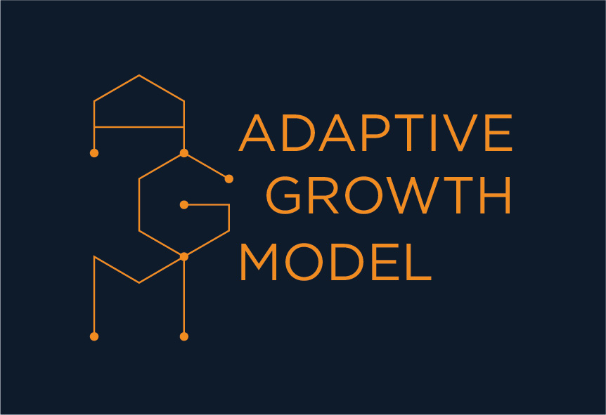 Adaptive Growth Model