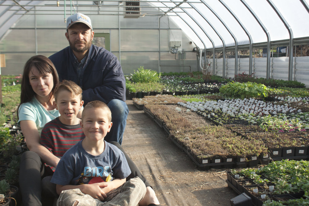 Family Owned and Growing - We are a family-owned wholesale grower and supplier of garden-ready plants, flowers and vegetables located in Bayfield, Colorado.