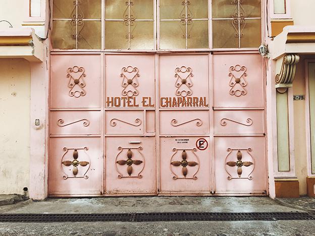 Hotel El Chaparral