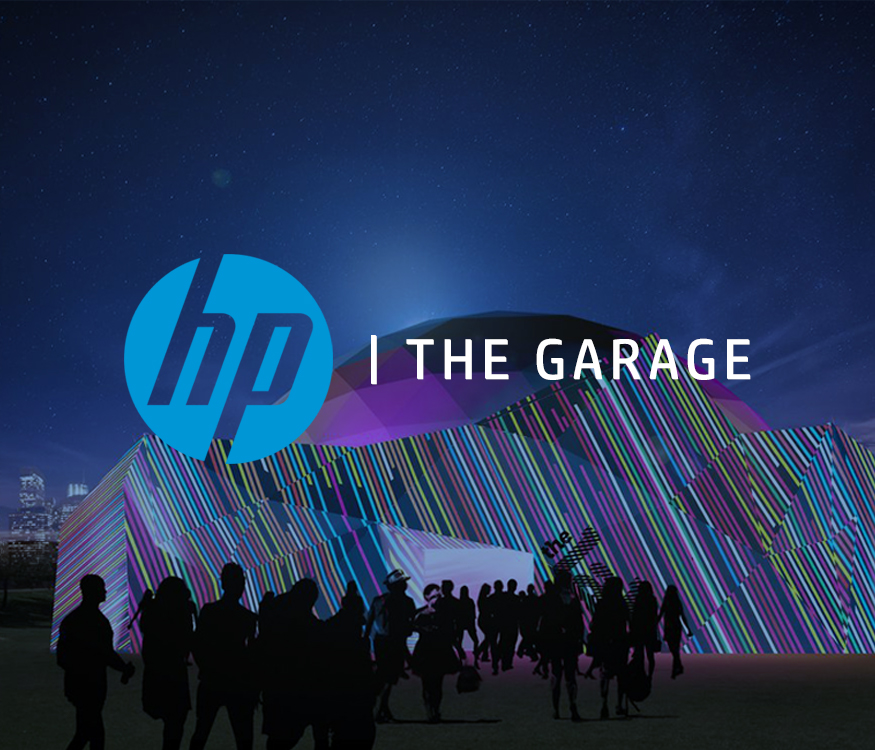 HP Video Landing Page