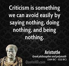 Oh, that Aristotle!