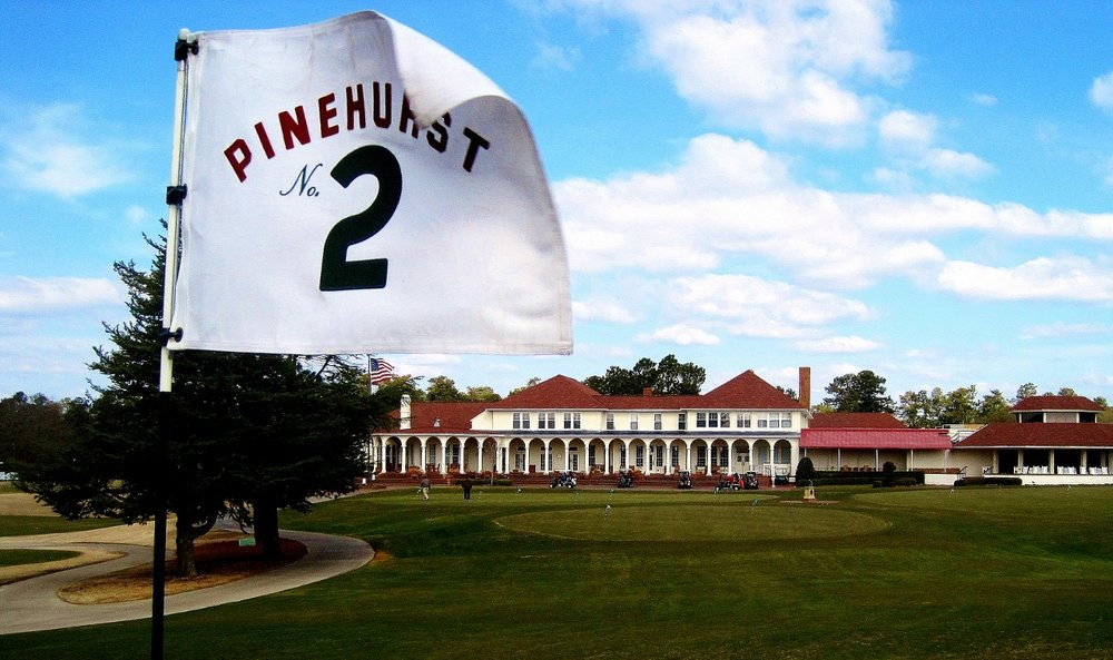 Pinehurst No. 2 Flag