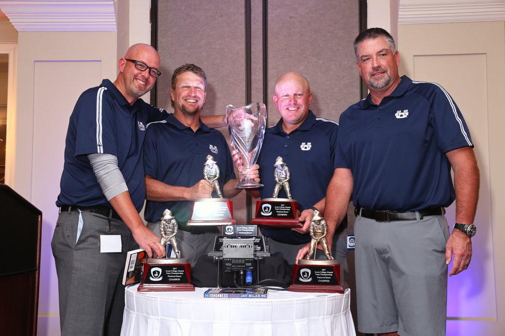 2017 Net Champions - Utah State University