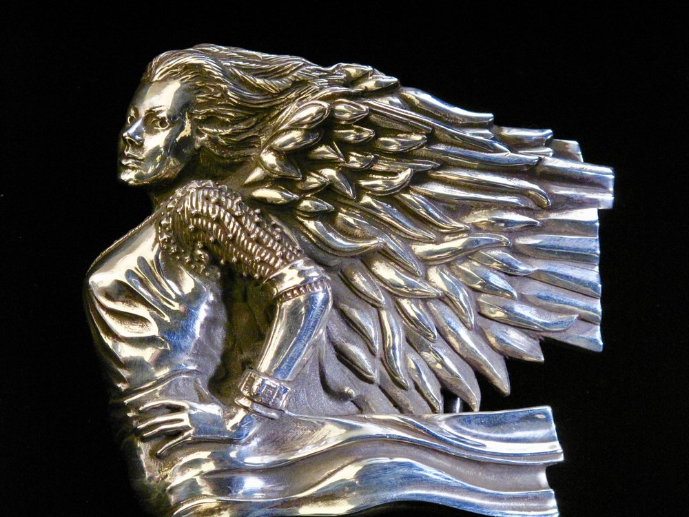 Magnificent Angel Buckle
