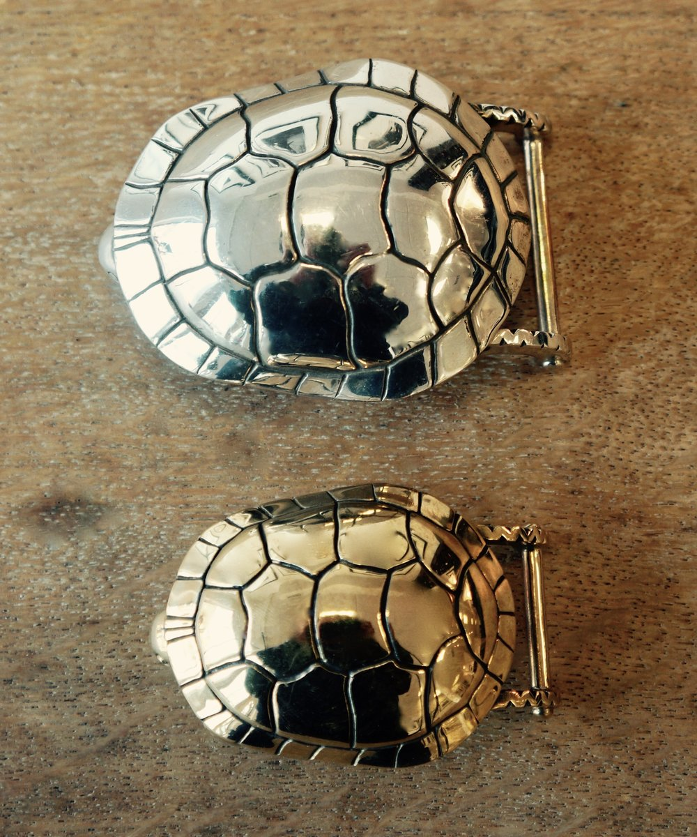 Turtle Shell Buckle