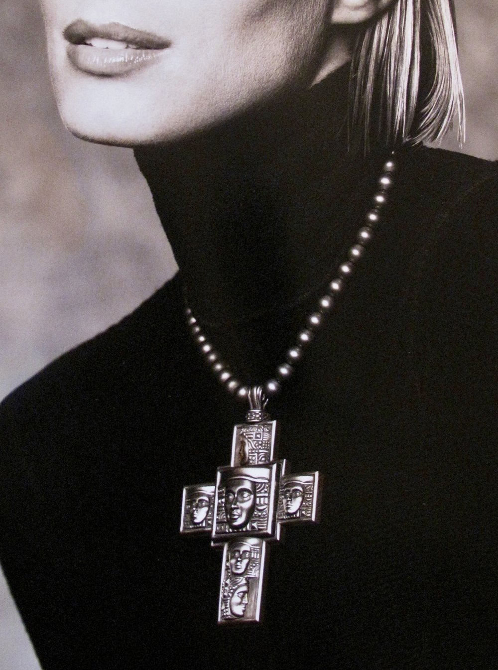 "KC Classics ""Women of the World"" Size Cross"