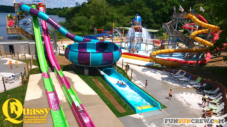Best water parks in New England - water parks in Connecticut - Splash Away Bay waterpark - funsuncrew.com