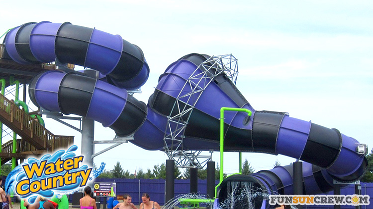 Best water parks in New England - waterparks in New Hampshire - Water Country New Hampshire - funsuncrew.com