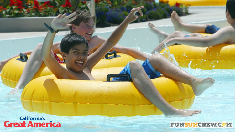 Best water parks in California - water parks in Northern California - funsuncrew.com