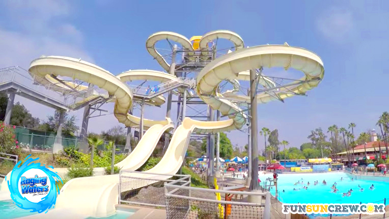 Best water parks in California - SoCal water parks - funsuncrew.com