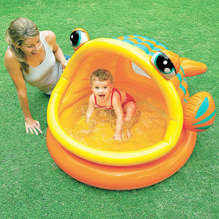 Best Pool For Toddlers - Best outdoor water toys for toddlers - funsuncrew.com