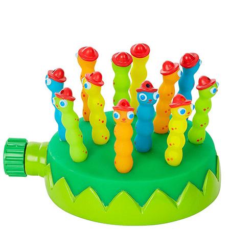 Best water toys for toddlers - Kids Sprinkler - funsuncrew.com