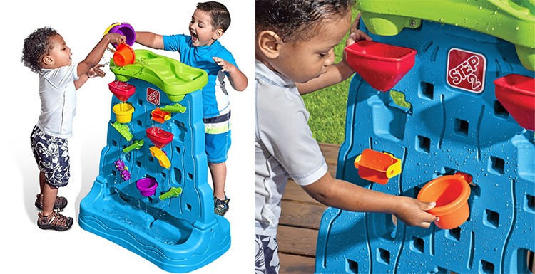 best water toys for toddlers - Summer toys for toddlers - funsuncrew.com