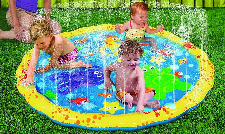 Best water toys for toddlers - Toddler summer toys - funsuncrew.com