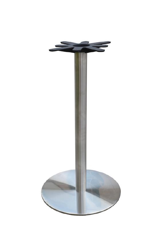 Chrome Rnd Column/Rnd Base - BAR