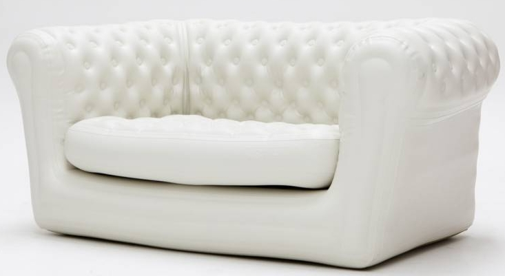 Loveseat - WHITE