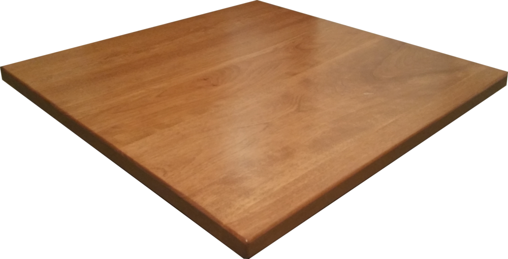 "1"" Thickness - Solid Wood"