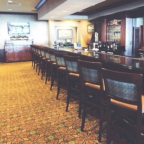 The Dunes Golf and Country - Cameron Barstool Install