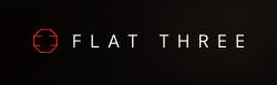 Flat Three Logo.png