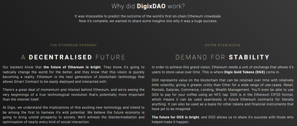 Source: Digix DAO
