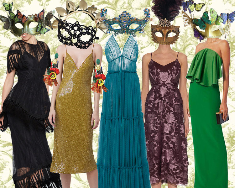 Q What Should I Wear To A Masquerade Wedding In Italy A Can I Be