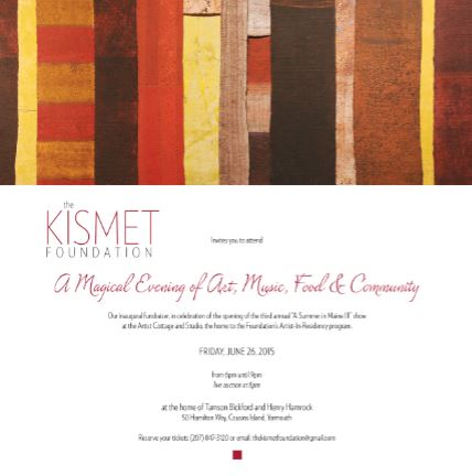 INVITATION FOR PAST GALA, 2016