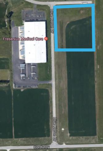 604 Blue Heron Drive 5.8 Acres Contact:  Sommer Vriezelaar    419-693-9999 svriezelaar@oregonohio.org