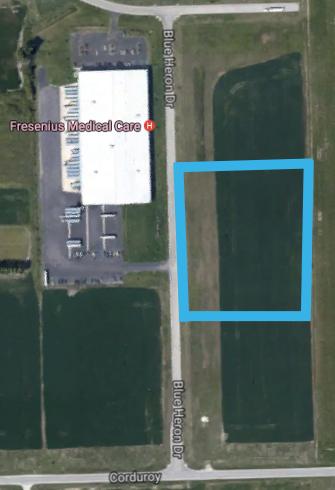 516 Blue Heron Drive 12 Acres Contact: Lindsay Myers 419-693-9999 lmyers@oregonohio.com