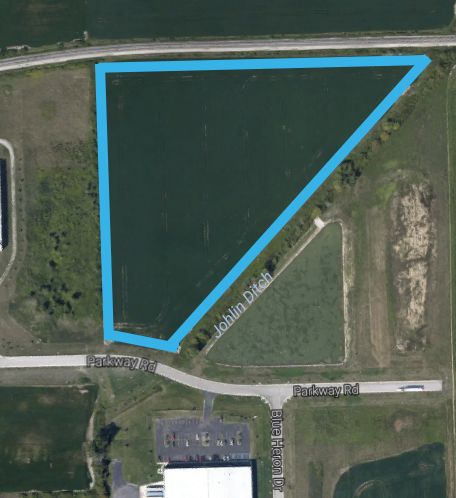 4417 Parkway Road 12.8Acres Contact: Lindsay Myers 419-693-9999 lmyers@oregonohio.com