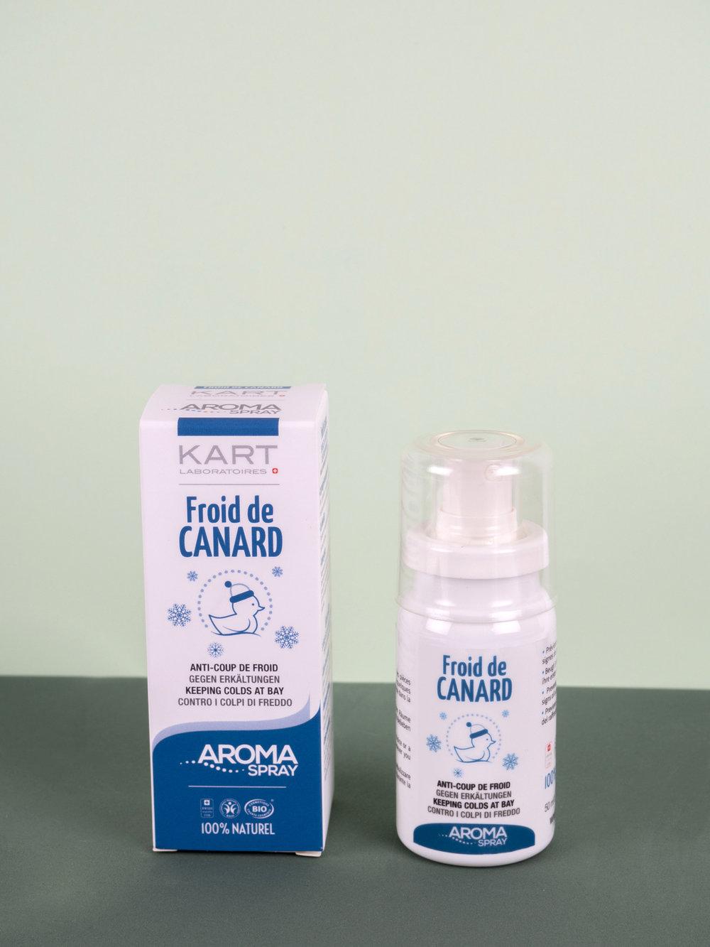 FROID DE CANARD