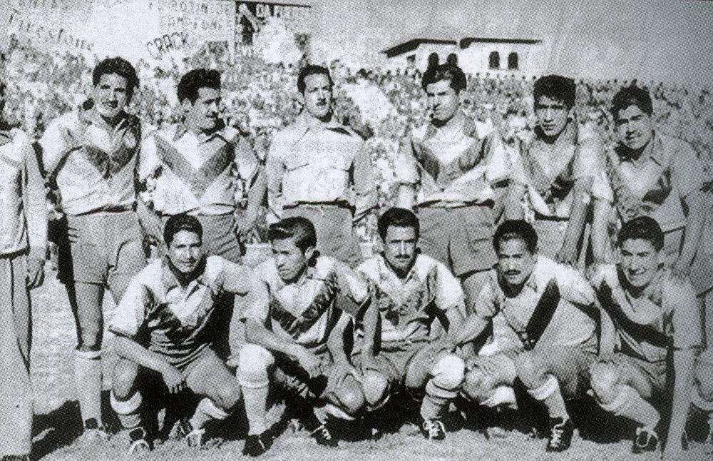 San José Campeón orureño de 1954