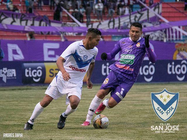 Yecerotte burlando a un rival de Real Potosí