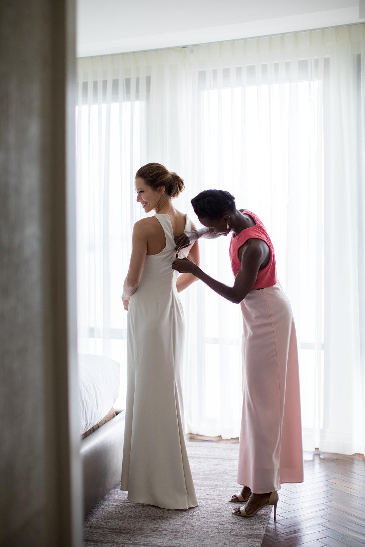Midwest wedding photographer - ready