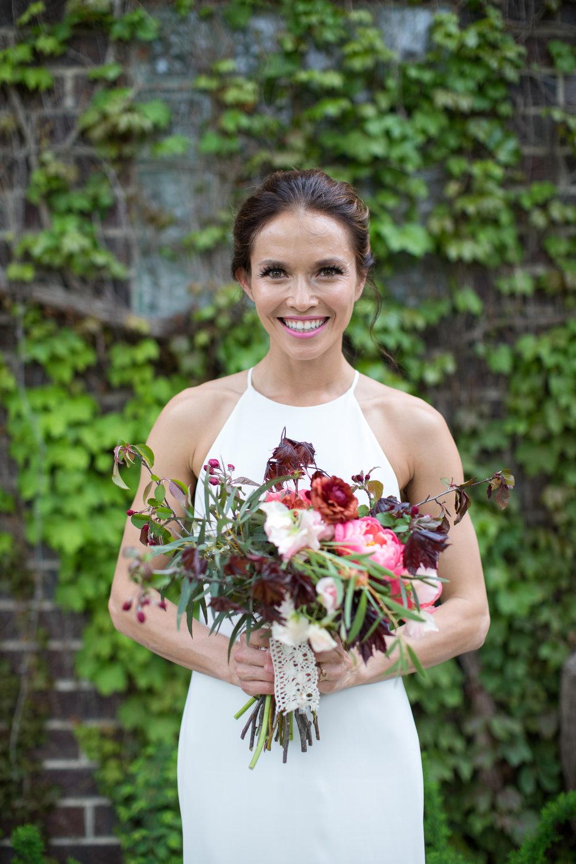 Midwest wedding photographer - bride