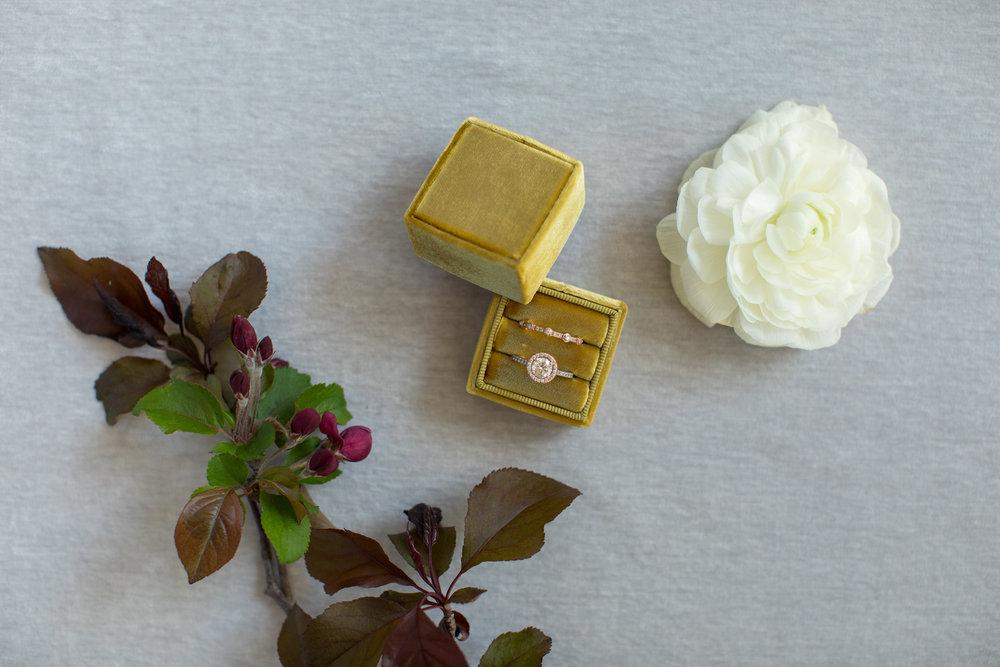 Midwest wedding photographer- Wedding Ring