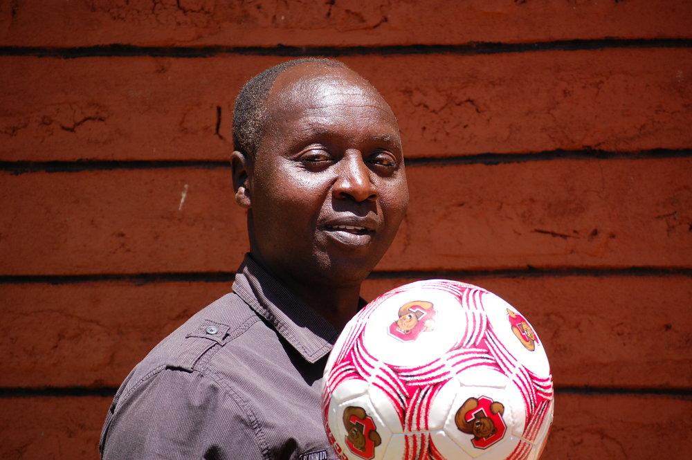 Kamariny Principal Robert Kangugo Kiptoo