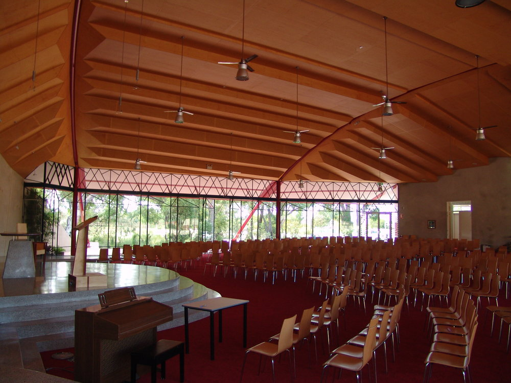 Chapel of St Brigid, Mercy College, Koondoola