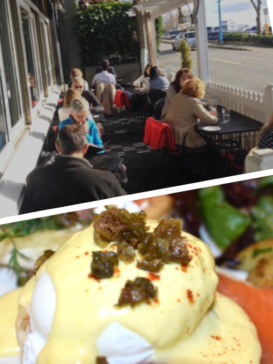 Photos courtesy of  FIVE  restaurant.