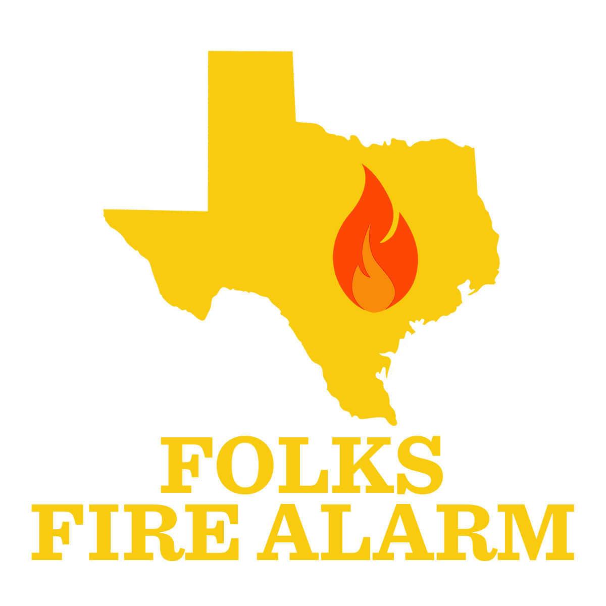 FOLKS FIRE ALARM
