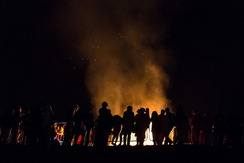 Beltane Fire Festival 2017
