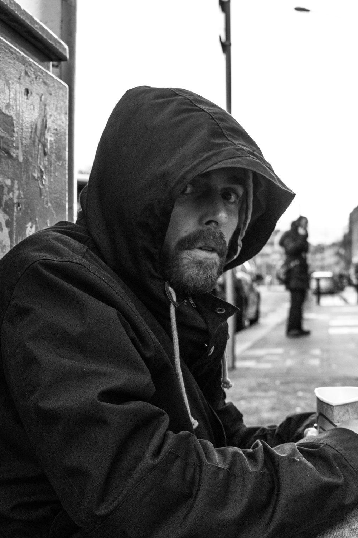 Homeless in Dublin