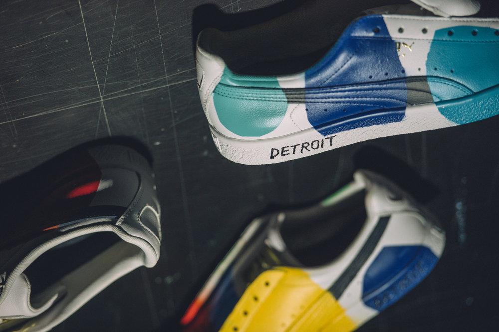 Pumalab: Detroit