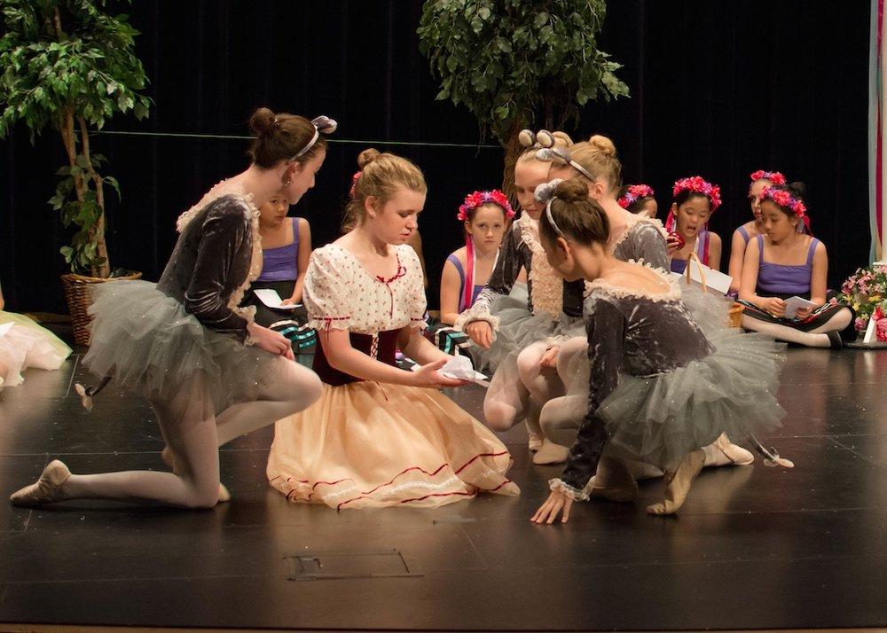 Karin Hobby Dance Academy Recital 2016 - Cinderella