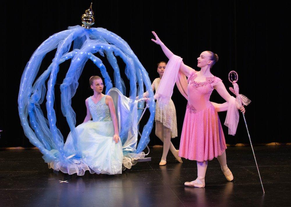 Karin Hobby Dance Academy Cinderella Recital