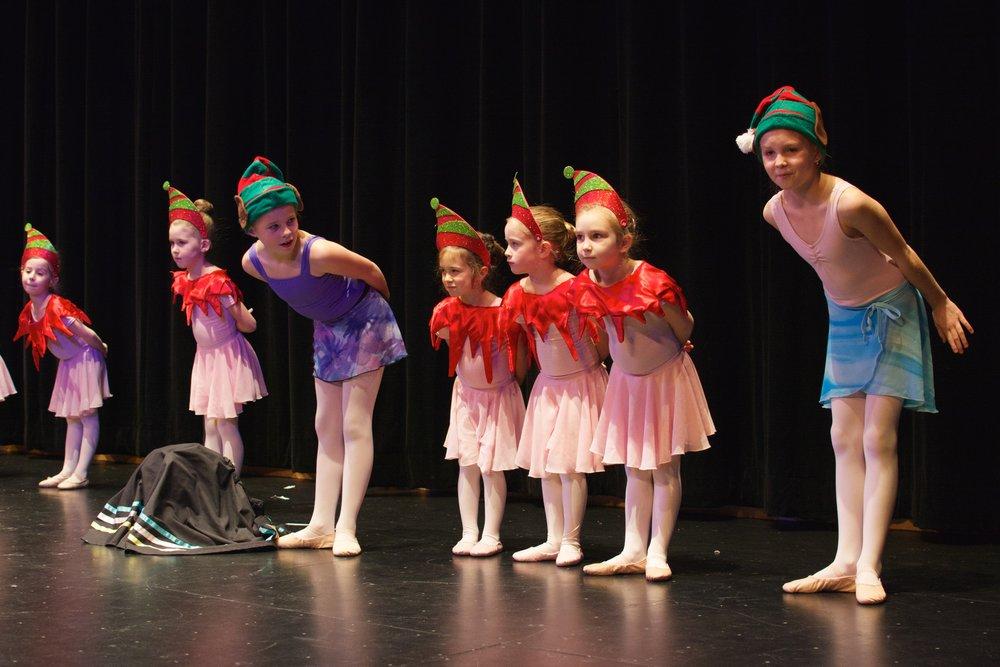 Karin Hobby Dance Academy - Childrens Ballet December Dances