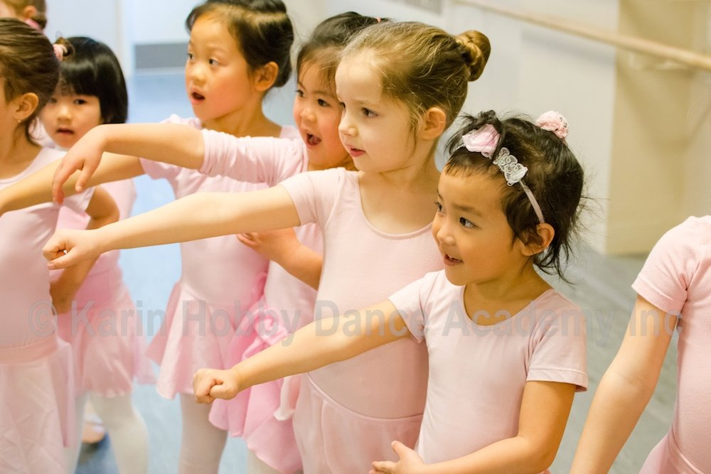 3-4 Year Old    Mini Dance   8 Week Sessions   Begin Now!