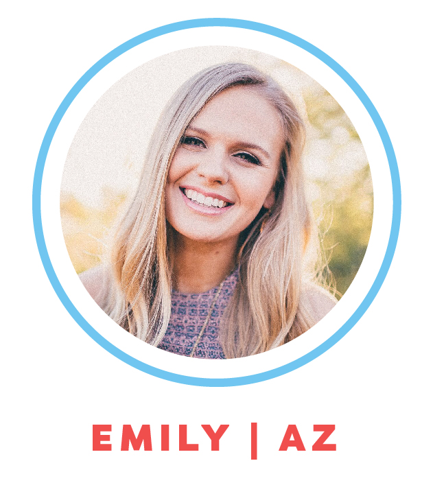 Emily is currently attending ASU and majoring in Exercise and Wellness. She has been caring for children for over five years now. Childcare is her passion and her goal is to create a connection with all of the kiddos she encounters!