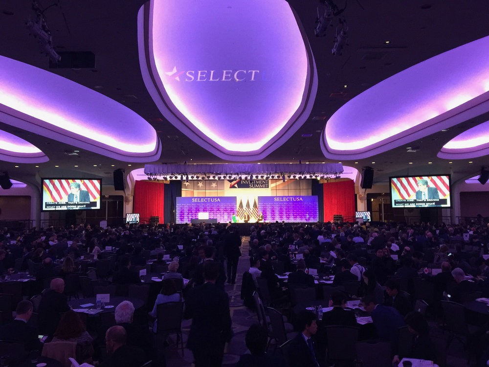 Select USA Summit -